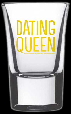 DatingQueen-Shotglas